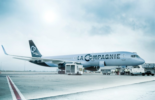la compagnie europe business class flight deal