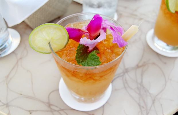 Mai Tai Halekulani - best Hawaiian cocktail in Honolulu