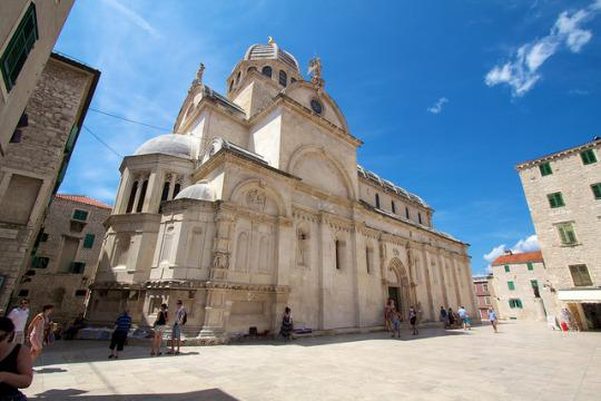 The Cathedral of St. James: Sibenik, Croatia