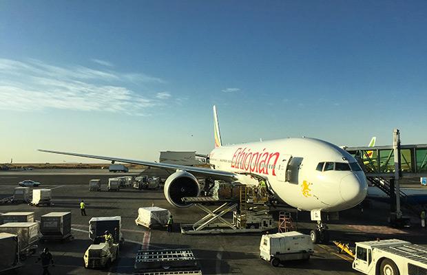 Ethiopian Airlines - Addis Ababa, Ethiopia (ADD)