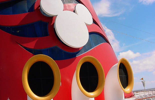 Disney Magic - Flickr_Bob Owen