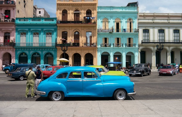 Cruise Tracker: Cuba Sailings in December & More