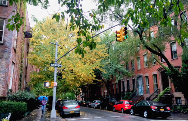 Greenwich Village, New York City, NY - Christine Wei