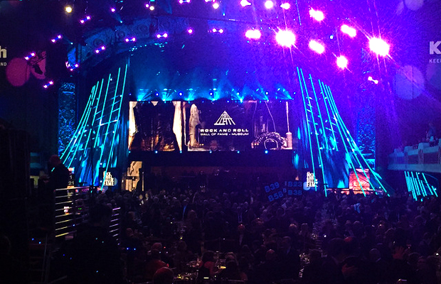 Rock Hall Induction 2015 in Cleveland, Ohio