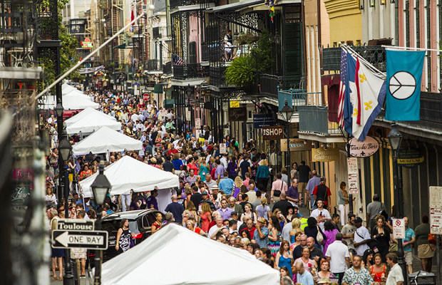 Royal Street Stroll - New Orleans Food and Wine Experience