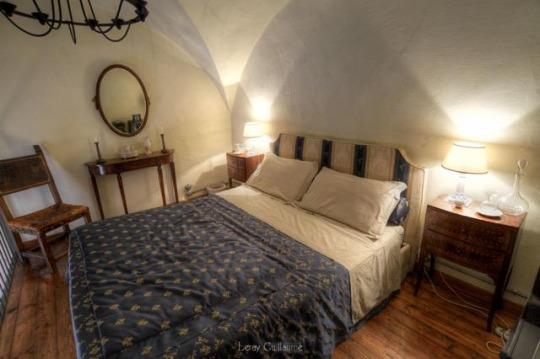 Torre Prendiparte - Bologna, Italy - The bedroom
