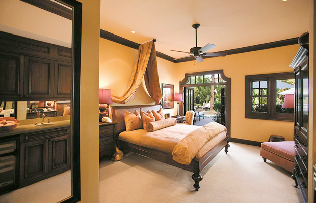 Guestroom at the Brazilian Court, Palm Beach