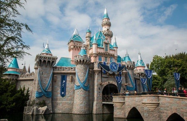 Flickr-harshlight-disneyland-sleeping-beauty-castle