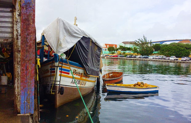 Floating Market Willemstad Curacao