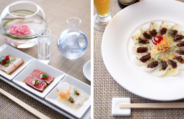Nobu on Crystal Cruises