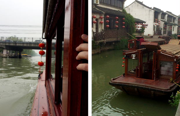 boat rides in suzhou china