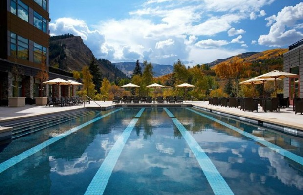 pool, Westin Riverfront Resort and Spa at Beaver Creek Mountain