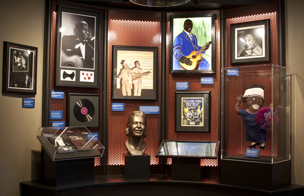 new Blues Hall of Fame Museum memphis