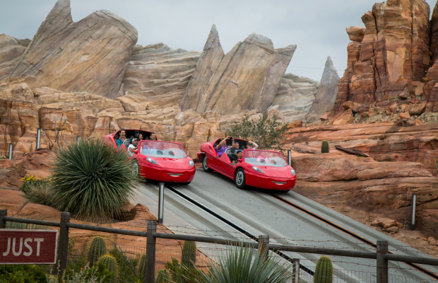 Cars Land - Flickr - harshlight 1