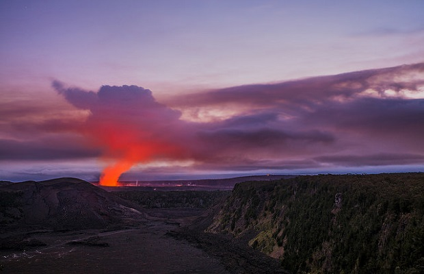 Hawaii Volcanoes National Park, Hawaii Island