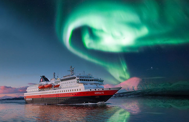 Norway, Hurtigruten