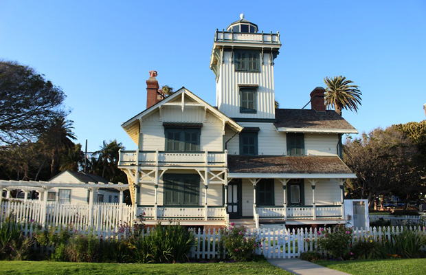 Point Fermin Lighthouse in San Pedro, California