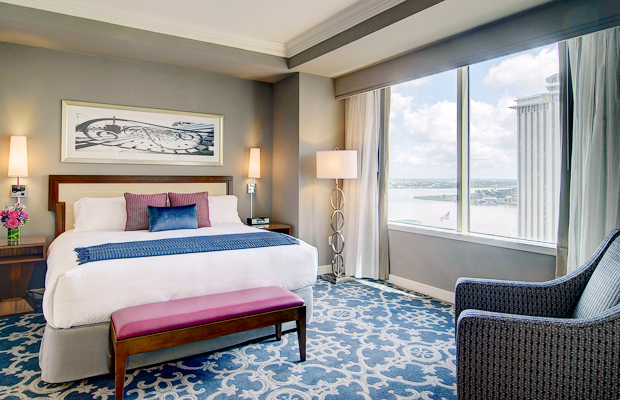 loews new orleans rooms