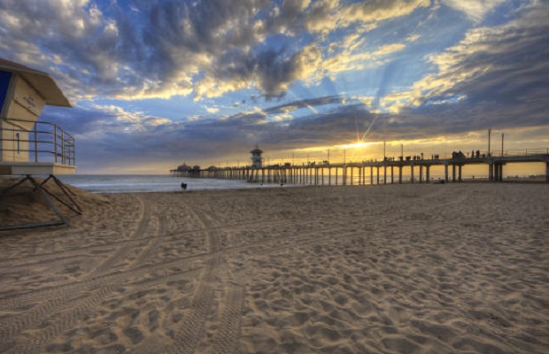 Huntington Beach, a great affordable Orange County spot