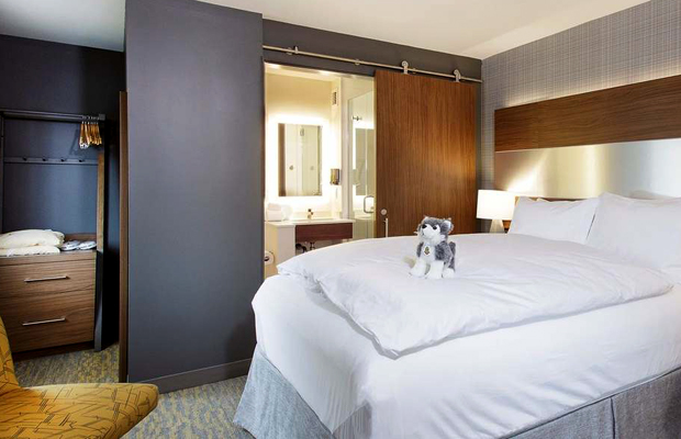 hotel z san diego (gaslamp quarter) - rooms