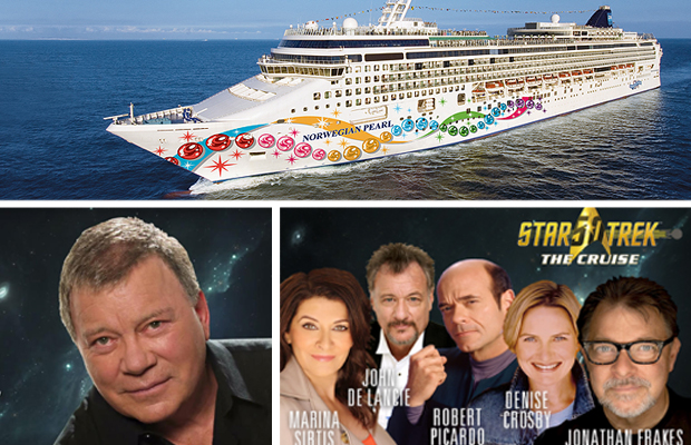 official star trek cruise on norwegian cruise line