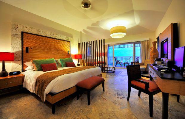 A club room at Club Med Punta Cana
