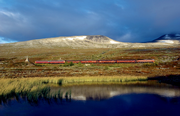 The Nordland Railway by the Artic sirclen-Foto Fossum_72dpi_1280x857px_E_NR-2102