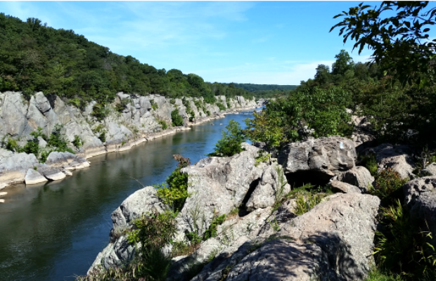 Billy Goat Trail in Washington DC