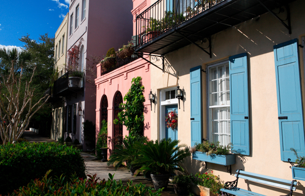 charleston, south carolina - one of the best places to travel in october