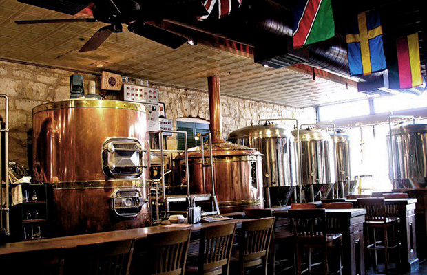 Fredericksburg Brewing Co. in Fredericksburg, Texas