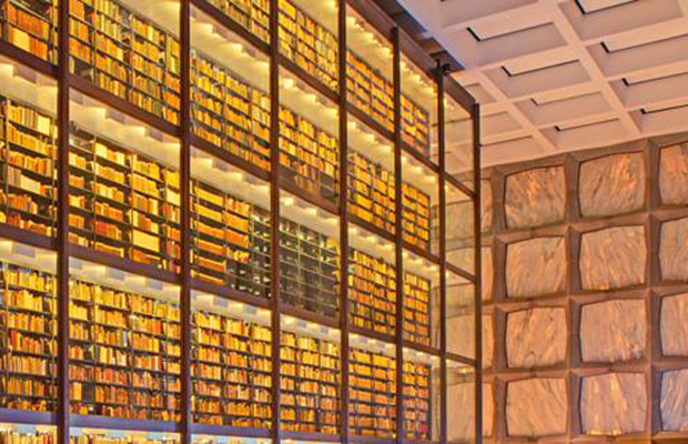 Beinecke Rare Book and Manuscript Library, New Haven