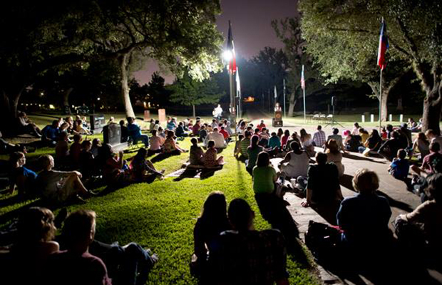 Austin Lit Crawl - Texas Book Festival