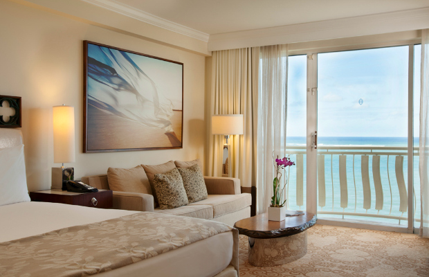 The InterContinental Ocean View Room
