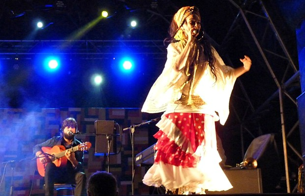 Marinah & Chicuelo perform in Catalonia