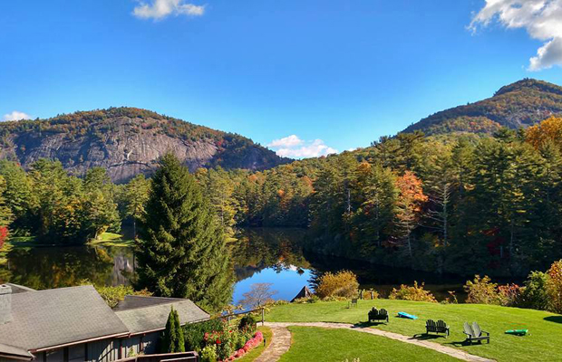 High Hampton Inn & Country Club - Cashiers, North Carolina