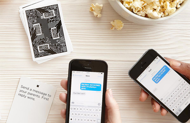 game of phones game, a great gift for travelers
