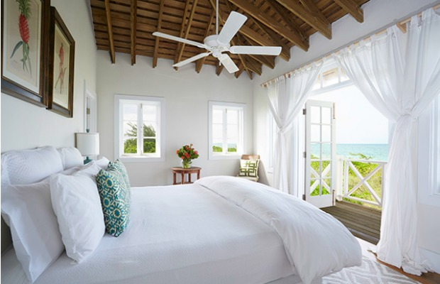 Dorado Bedroom at Kamalame Cay in the Bahamas