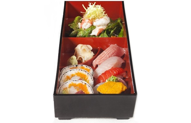 The High Roller Bento Box at Las Vegas' Nobu Hotel