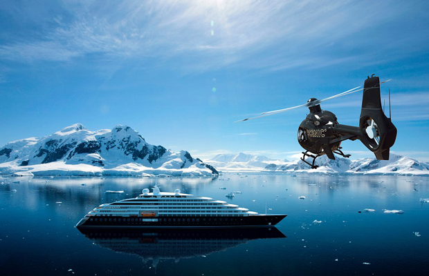 "Scenic Eclipse, the luxury all-suite ""discovery yacht"" coming in 2018"