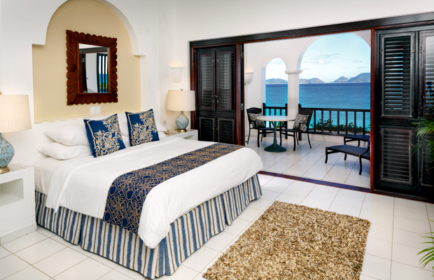 rooms at cap juluca, anguilla