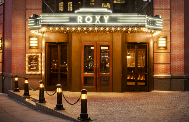 The Roxy Hotel, Formerly the TriBeCa Grand, in New York City