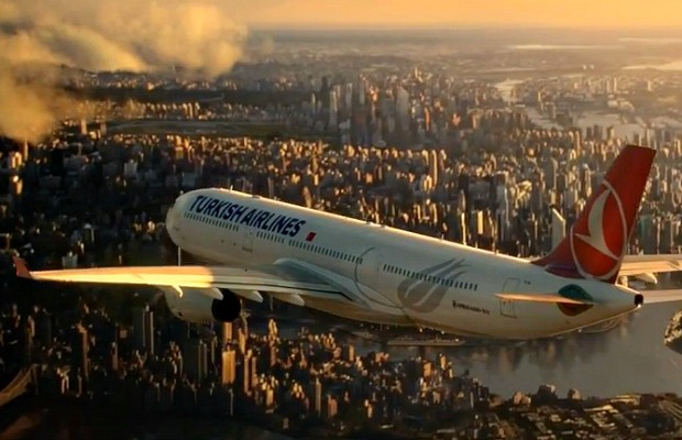 Turkish Airlines Batman vs. Superman Super Bowl Ad