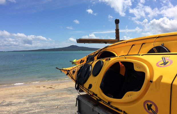 Auckland Sea Kayak