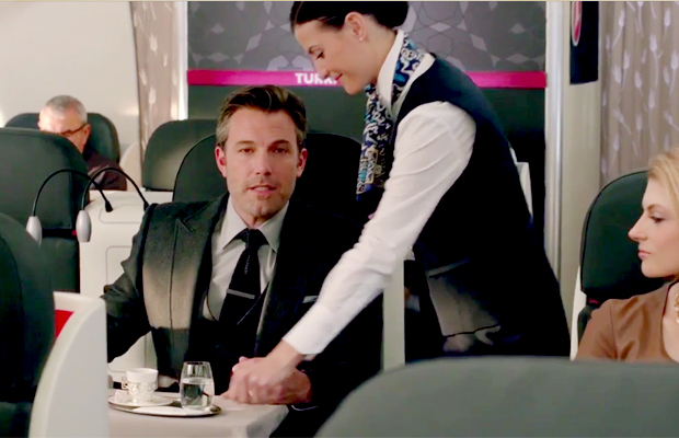 Turkish Airlines Super Bowl 2016 ad for Batman v Superman