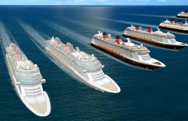 New Disney Ships/Disney Cruise Line