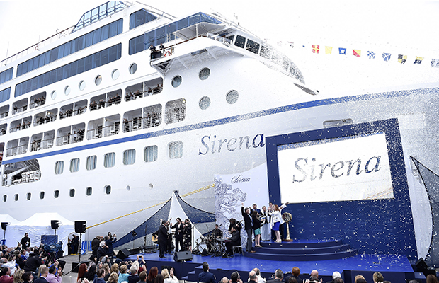 Sirena / Courtesy of Oceania Cruises