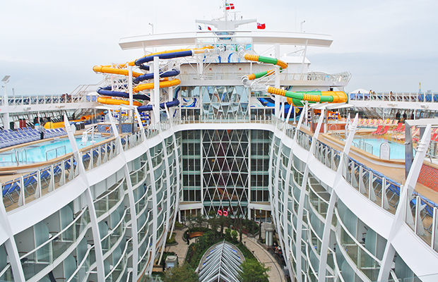 Harmony of the Seas/Christina Garofalo