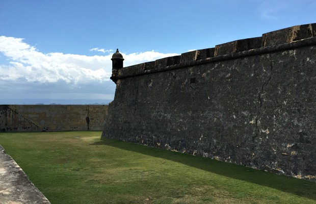 San Juan Fortifications/Laura Motta