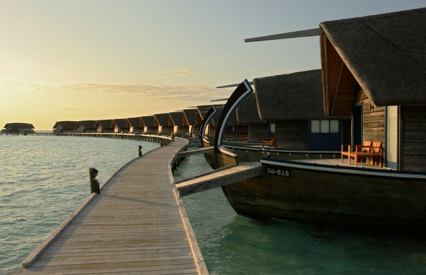 Bungalows at Cocoa Island by COMO, The Maldives