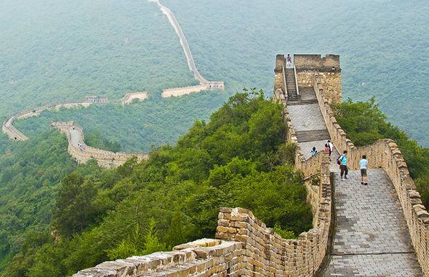 Great Wall of China/flickr/Colin Capelle